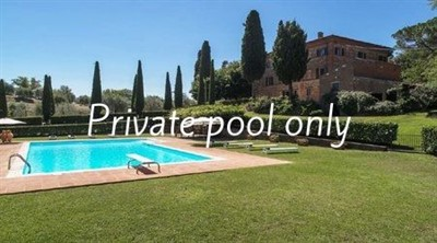 Private Pool Only