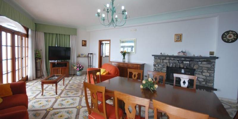 Sea view 2 bedroomed apartment near Positano