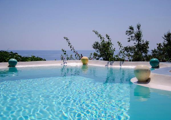 Historic villa with private pool in Maiori on the Amalfi Coast