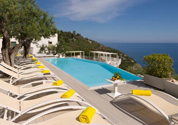 Amalfi Coast villas for groups