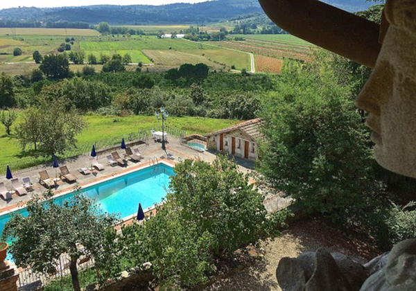 Villas In Tuscany For Groups
