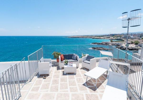 Beachfront Villas In Puglia