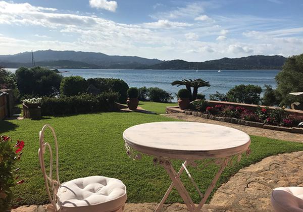 Beachfront Villas In Sardinia