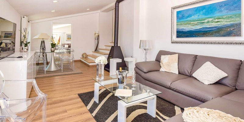 Villa for 4 people with private swimming pool near Bordighera