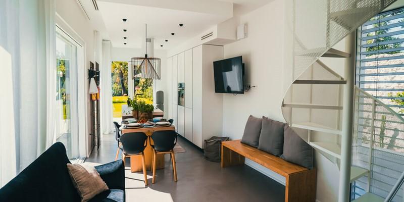 3 bedroomed villa with private pool near Polignano a mare in Puglia