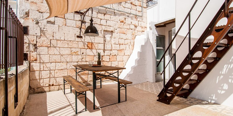 1 bedroom apartment in central Monopoli, Puglia
