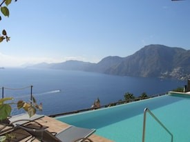 Villa Praiano Pool 2 275