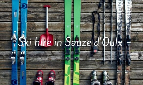Ski Hire In Sauze Doulx