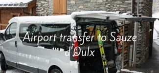 Airport Transfer To Sauze Doulx