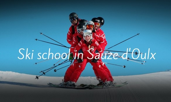 Ski School In Sauze Doulx