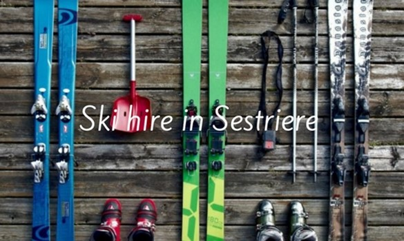 Ski Hire In Sestriere
