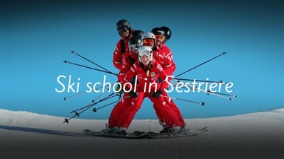 Ski School In Sestriere