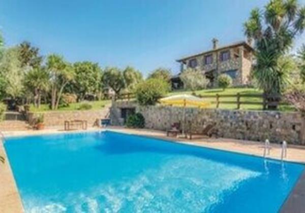 Villas In Lazio For 2022
