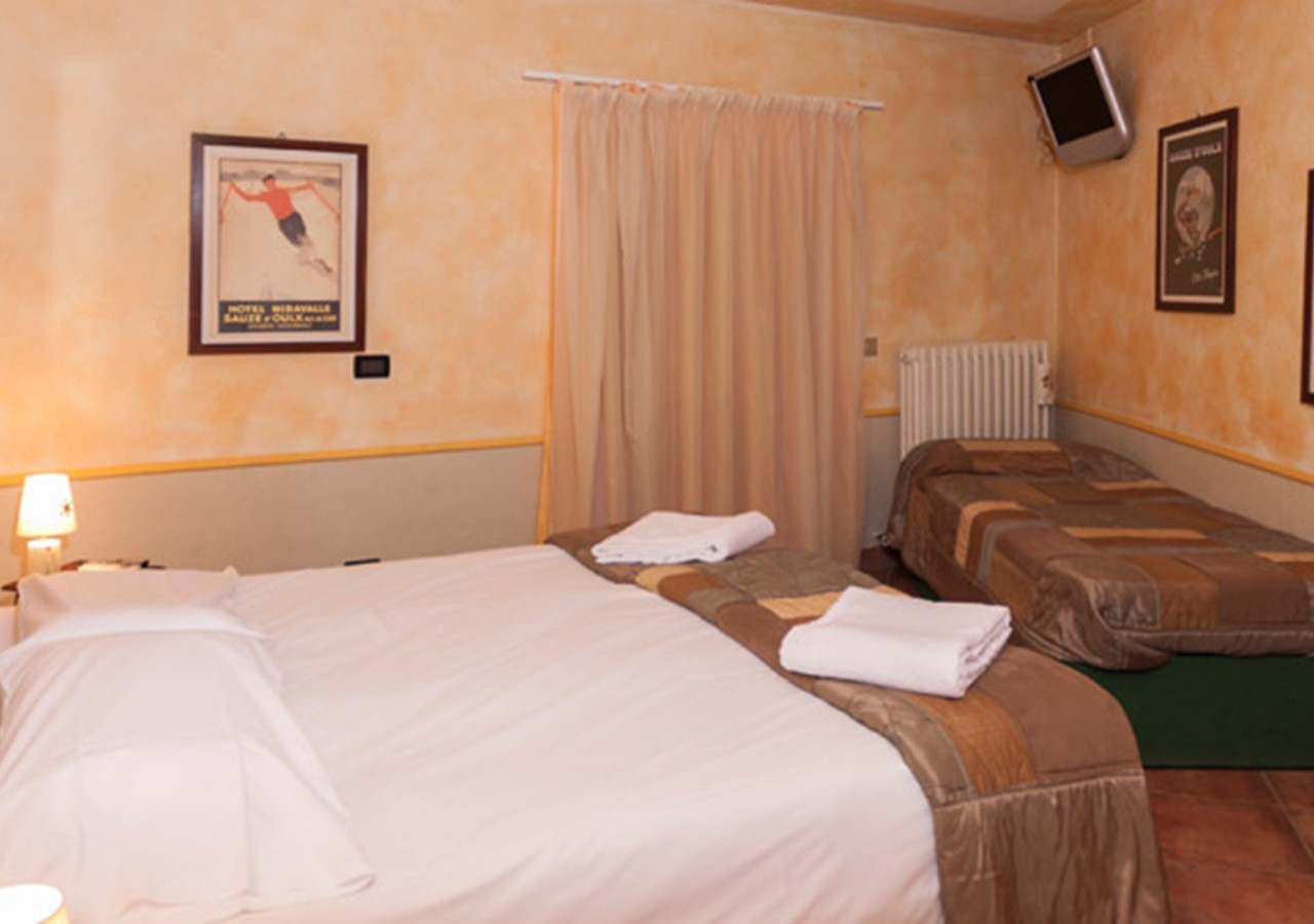 Hotel Gran Trun Of Sauze D Oulx