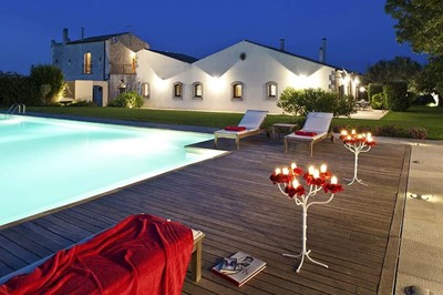 Luxury villa in Sicily with private pool