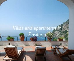 Villas And Apartments In Positano