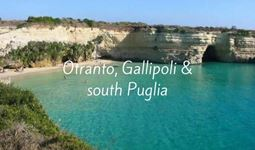 Otranto Gallipoli South Puglia