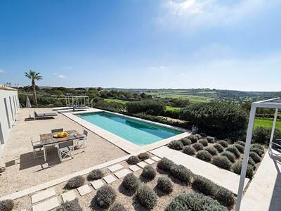 Villa with private pool near Ragusa