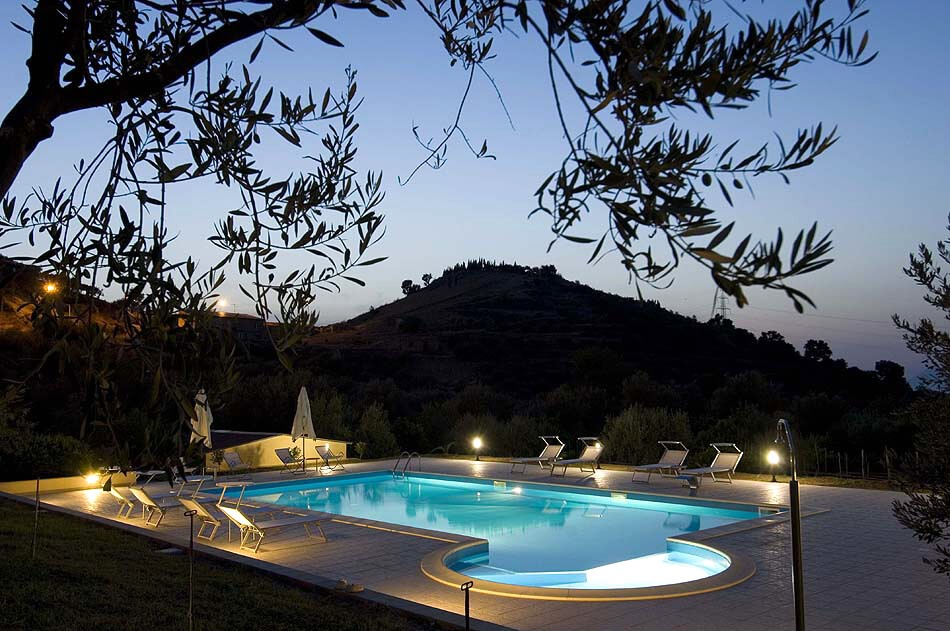 Apartment in Sicily with shared pool