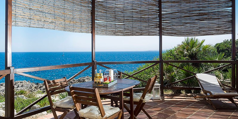 Apartment in Sicily with sea view