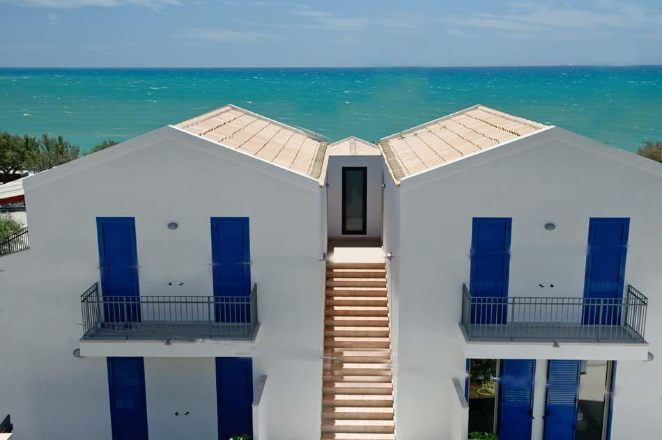 Apartment near the beach in Sicily