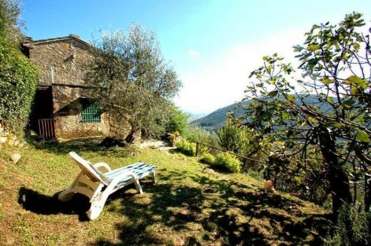 Villa in Tuscany with view