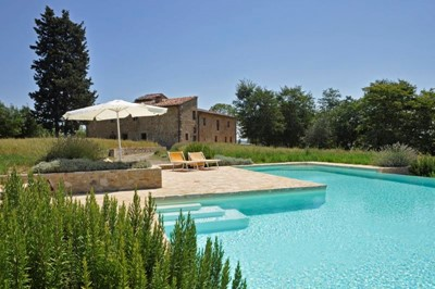 Villa in Chianti with private pool