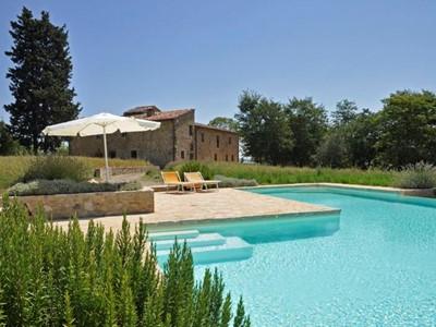 Villa in Chianti with private pool