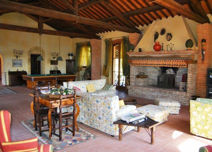 Villa with private pool near Tuscan coas