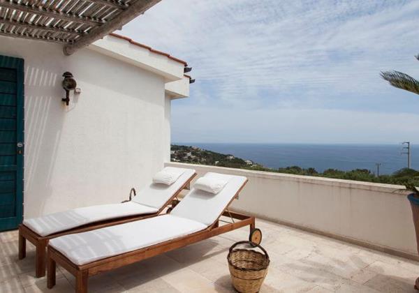 Villa near the sea in south Puglia