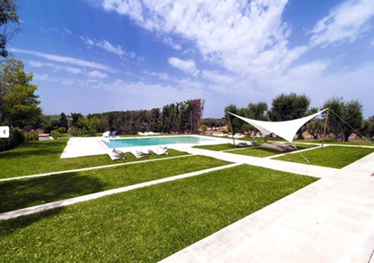 Villa with private pool near Gallipoli
