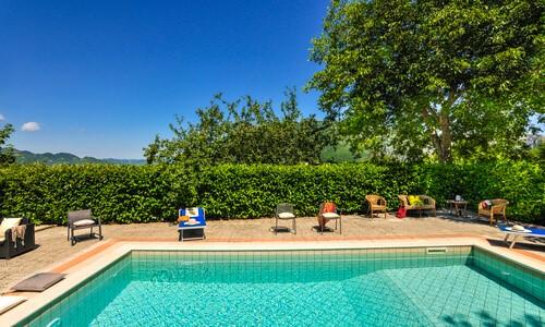 Villa in Le Marche with private pool