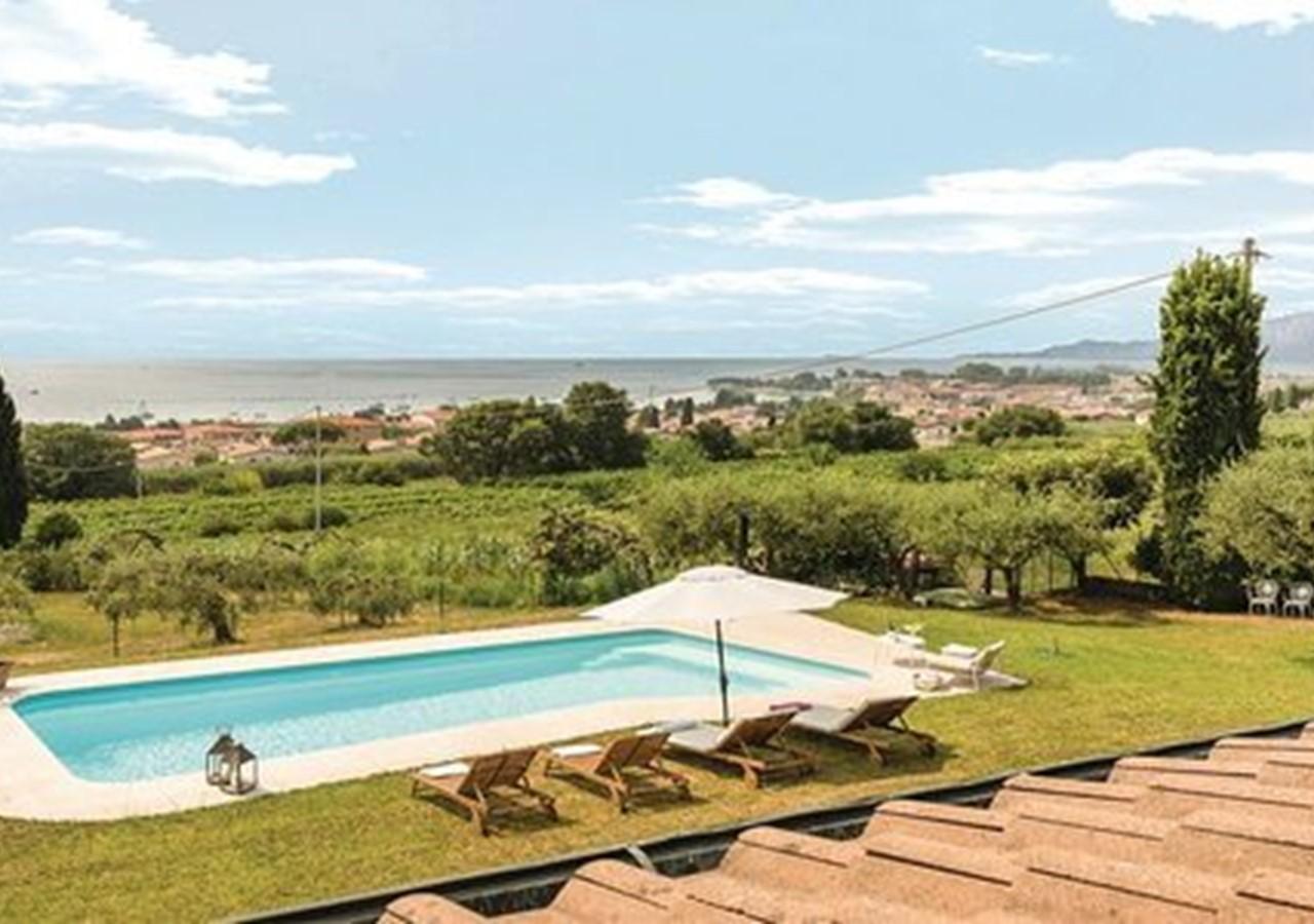 Villa in Lake Garda with private pool