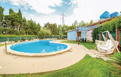 Sardinia villa with private pool in the heart of the countryside of south Sardinia