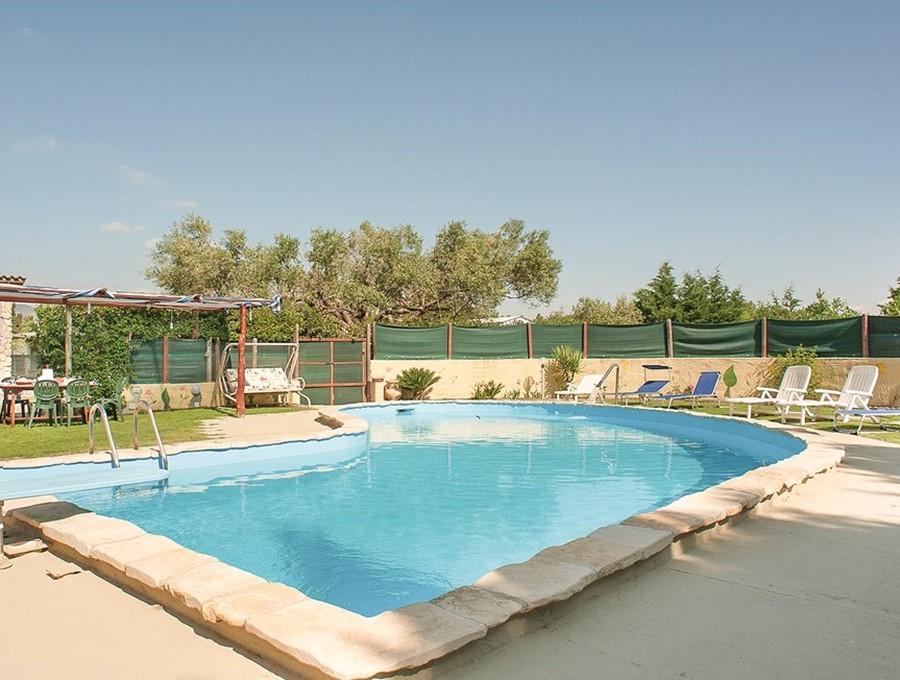 Sardinia villa with private pool
