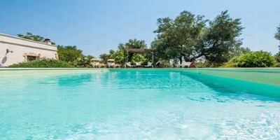 Large Trulli near Ceglie Messapica with private pool