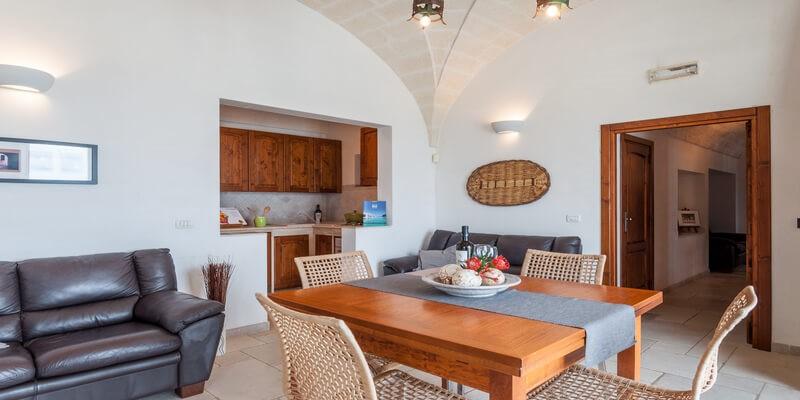 Trulli in Puglia with private pool and sea view