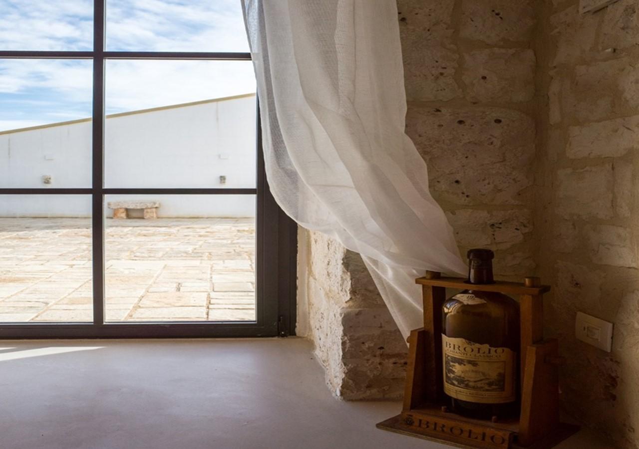 Apartment for 8 people in Trulli complex of Puglia