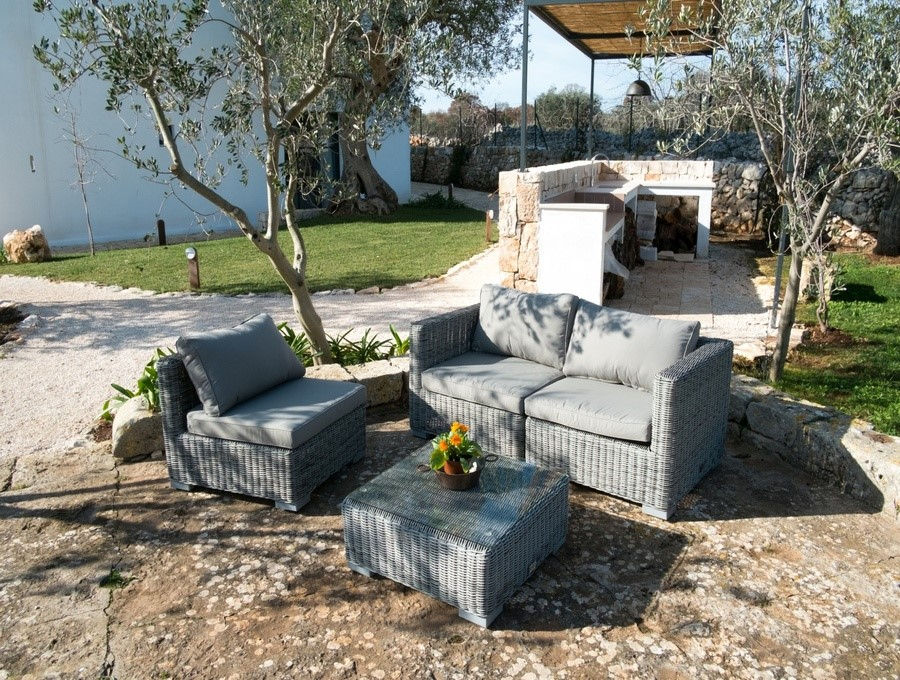 Apartment in luxury Trulli near Castellana Grotte