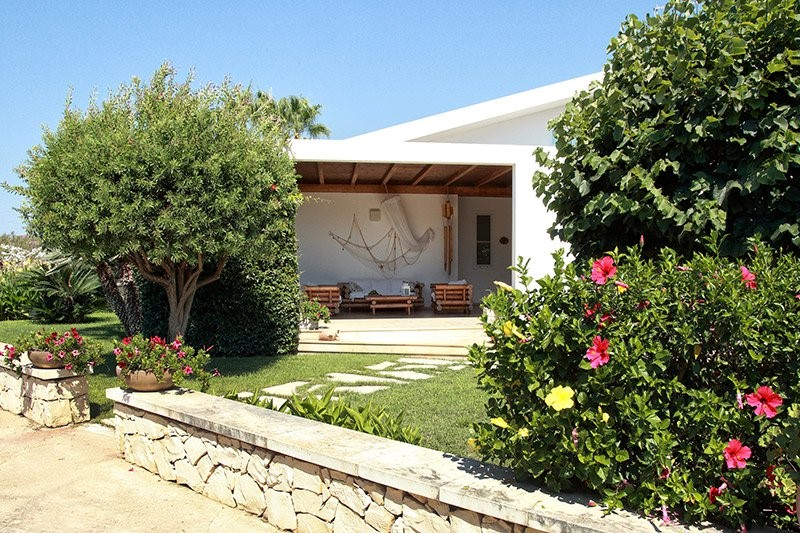 Villa near the beach of Maganuco in south east Sicily