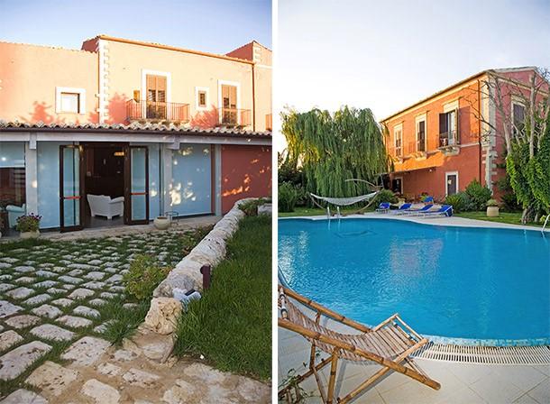 Villa near Ragusa in south east Sicily