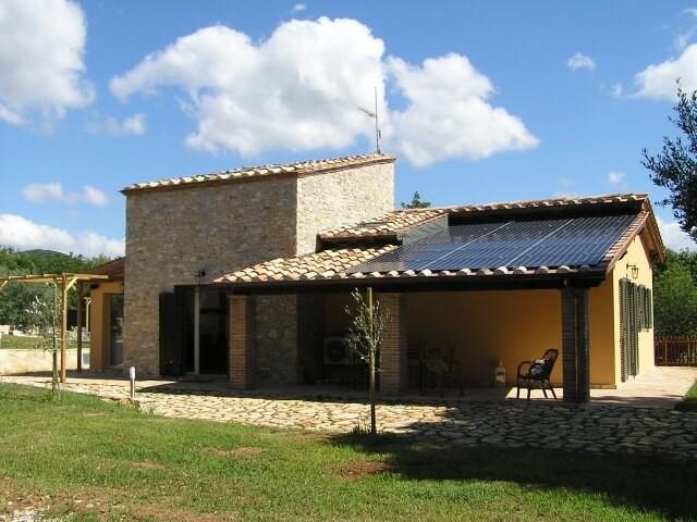 Villa near Perugia with pool