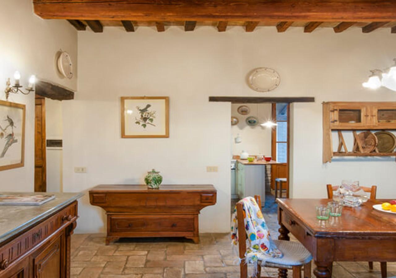 Villa with pool near Fano in Le Marche
