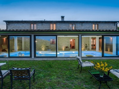 Elegant villa in Le Marche with heated indoor pool