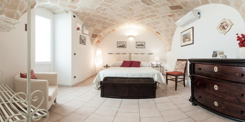 Apartment in Monopoli with sea view