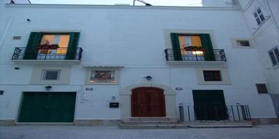 Unique studio apartment in historic old town of Monopoli