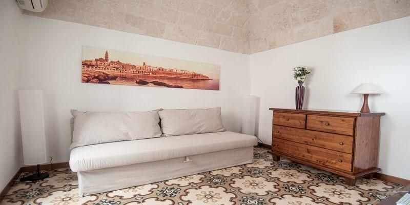 Historic apartment in Monopoli