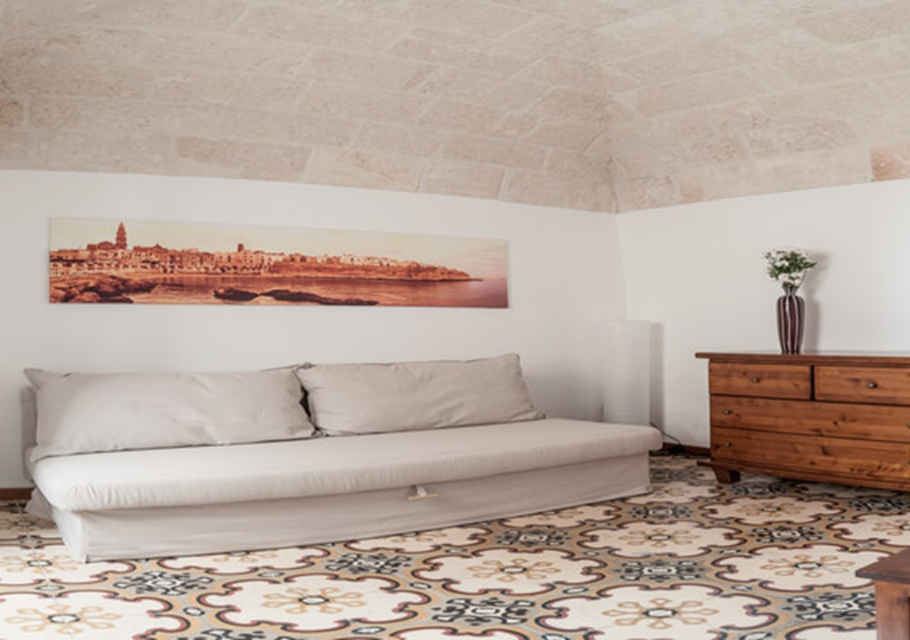 Historic apartment in Monopoli