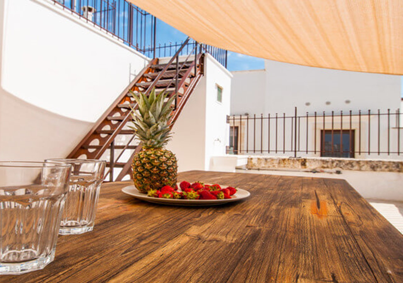 Modern chic apartment in Monopoli