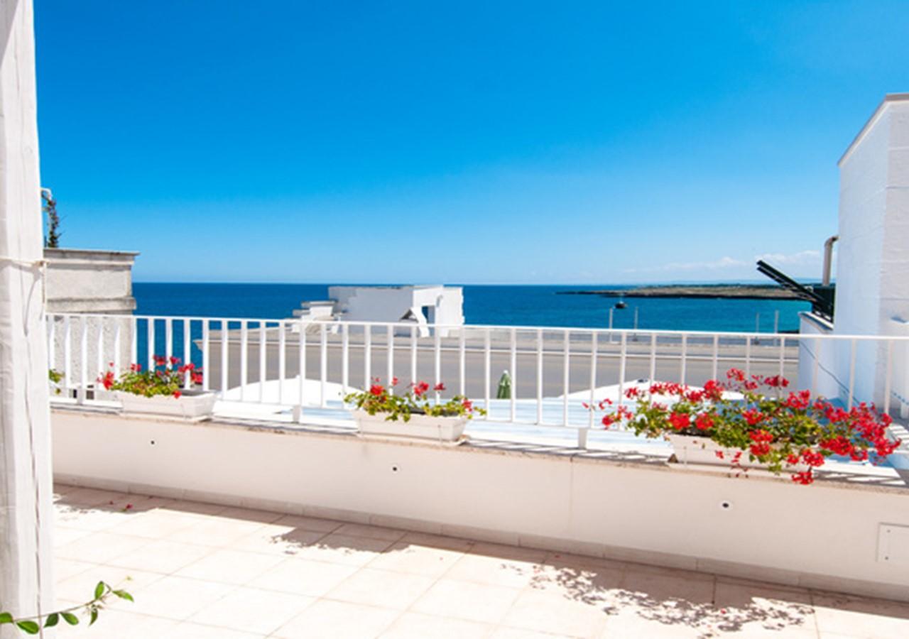 Monopoli apartment with great sea views